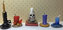 dollhouse candles